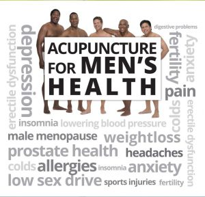 Mens Health Acupuncture